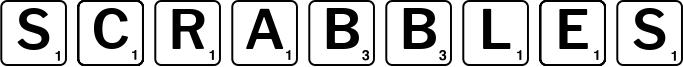 Scrabbles Font