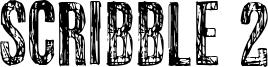 Scribble 2 Font