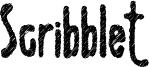Scribblet Font