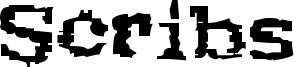 Scribs Font