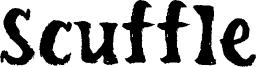Scuffle Font