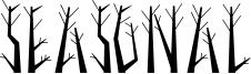 Seasonal Font