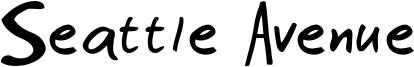 Seattle Avenue Font