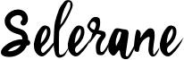 Selerane Font