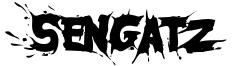 Sengatz Font