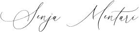 Senja Mentari Font