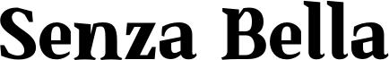 SenzaBella-ExtraBold.otf