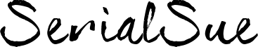 SerialSue Font