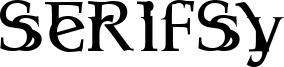 Serifsy Font