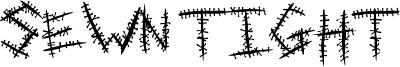 Sewn Tight Font