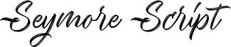 Seymore Script Font
