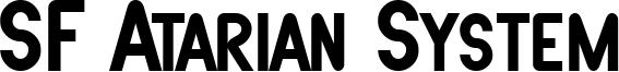 SF Atarian System Bold.ttf