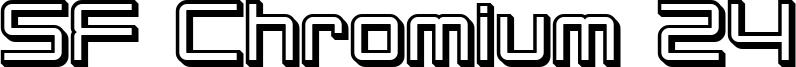 SF Chromium 24 Bold.ttf