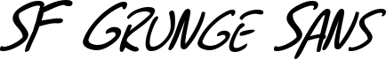 SF Grunge Sans SC Italic.ttf