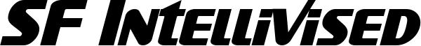 SF Intellivised Bold Italic.ttf