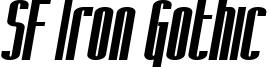 SF Iron Gothic Bold Oblique.ttf