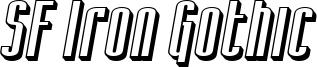 SF Iron Gothic Shaded Oblique.ttf