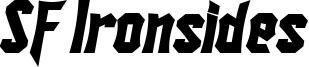 SF Ironsides Bold Italic.ttf