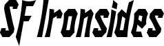SF Ironsides Condensed Italic.ttf