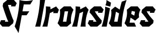 SF Ironsides Italic.ttf