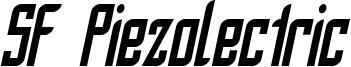 SF Piezolectric Condensed Oblique.ttf