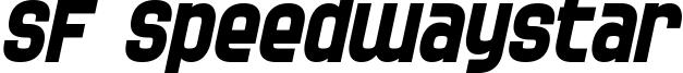 SF Speedwaystar Bold Oblique.ttf