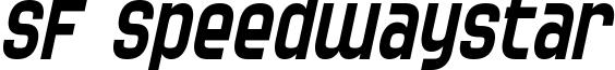 SF Speedwaystar Condensed Oblique.ttf