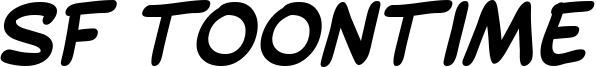 SF Toontime Bold Italic.ttf