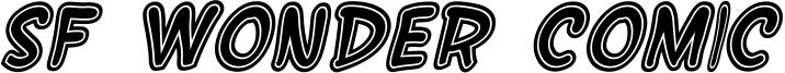 SF Wonder Comic Inline Italic.ttf