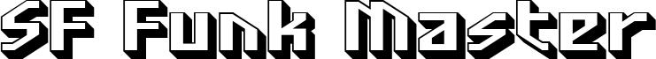 SF Funk Master Font