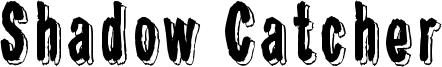 Shadow Catcher Font