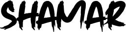 Shamar Font