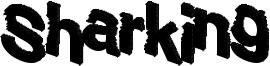 Sharking Font