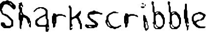 Sharkscribble Font