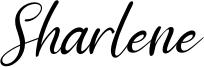 Sharlene Font