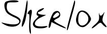 Sherlox Font