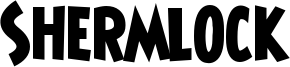 Shermlock Font