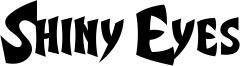 Shiny Eyes Font
