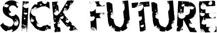 Sick Future Font