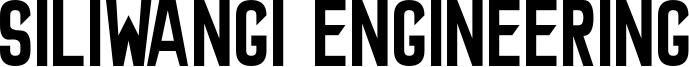 Siliwangi Engineering Font