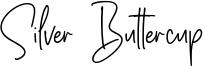 Silver Buttercup Font