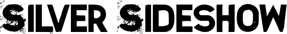 Silver Sideshow Font