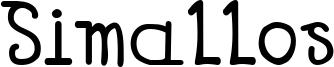 Simallos Font