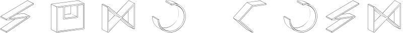 Simo Cosmo Type Font
