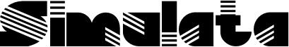 Simulata Font