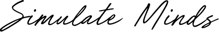Simulate Minds Font