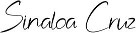 Sinaloa Cruz Font