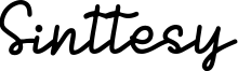 Sinttesy Font