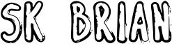 SK Brian Font