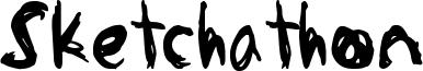 Sketchathon Font